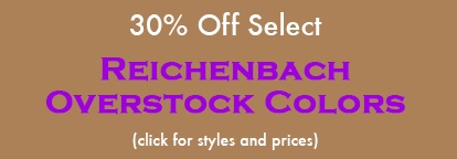 Overstock Sale 30% off select color.